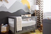 """Yellow Nursery / 'You are my sunshine, my only sunshine!"""" - Yellow nursery decor ideas for your little ones."""