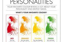 Colours / colour trends