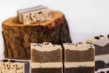 Handmade soaps / BUY HANDMADE there's NOTHING LIKE IT. #chhapa #handmade #8oclock #handmadesoaps #homemade #latte #coffee #scrubsoap #supportartisans #supporthandmade #natural #artisans #supportart #onlineshopping #linkinbio #pure #essentialoils #feelsogood #soft