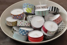 Japanese Washi Tape / by Pat Weber