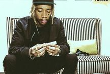 wiz khalifa my favorite rapper / by Giancarlo Pelaez