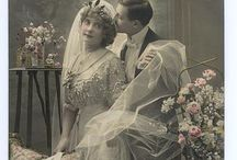 Vintage wedding / Foto antiche di matrimnii