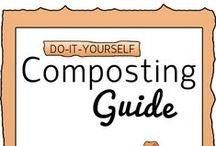 Gardening - Composting / by Loreen Pyne