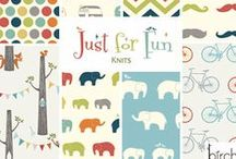 Sewing for Boys: Awesome Boy Fabrics