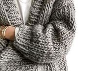 FALL*WINTER CLOTHES / Warm clothes for cold weather.