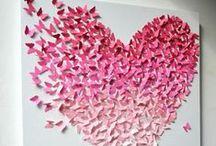 Valentinstag / Valentinstag. Geschenke und Rezeptideen für den rosaroten Tag.