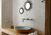 Rustic & natural interiors