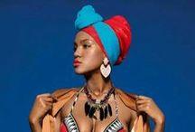 DRESS MY HEAD 2 / Stylish headwear  / by Ursel