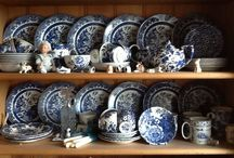 Beautiful Vintage China / I love and collect vintage china