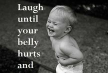 A Laugh 'till your belly hurts!!! / There's no medicine like a good laugh. I apologize if I offend. Some things I shouldn't laugh at. But I get those images in my head........ / by Sandie Murray Patterson