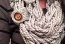 Knitting....crochet
