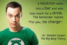 The Big Bang Theory / Science with the Big Bang Gang