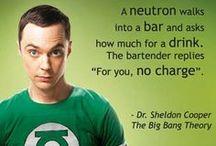 The Big Bang Theory / Science with the Big Bang Gang