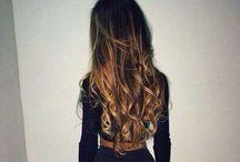 ❀ ᵀᵃᶰᵍᶫᵉᵈ ❀ /  Hair doesn't make the woman, but good hair definitely helps.  / by ☼ к a i t l y n  ☼