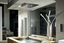 Bathroom Interiors | Ideas / Get inspired with these amazing bathroom spaces.