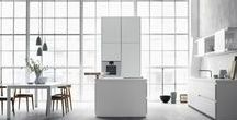 bulthaup kitchens - white / bulthaup kitchens look amazing in white. Here's a collection of installations around the world.