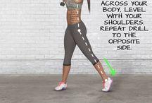 Sweat & Workout