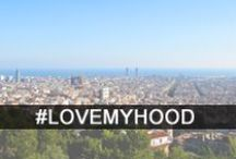 Bench #LoveMyHood / Check our our Toronto #LoveMyHood influencers, Vanessa Cesario of thebrunettesalad.com and Casie Stewart of casiestewart.com! Here's a glance at their favorite Bench pieces styled by themselves, with cool city views of their hometown Toronto!