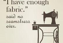 Sewing...pattern