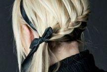 Coiffure Woman / #hair #coiffure #cheveux #style #woman / by L'Art de la Caisse