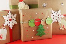 Jul / Julegaver, julekort og andre ideer til jul