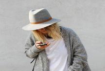 Fashion // Hats