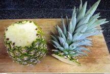 Kjøkkentips / Tips til hva som kan gjøres på kjøkken, f,eks planting av mat.