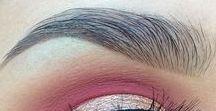 M A K E U P : eyes / Eye makeup, eye looks
