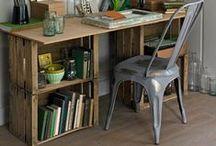 l 39 art de la caisse lartdelacaisse on pinterest. Black Bedroom Furniture Sets. Home Design Ideas