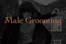 Male Grooming / A celebration of the resurgence of men's grooming.