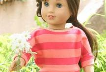 Sewing for Dolls / Free doll clothes sewing patterns found on the net!