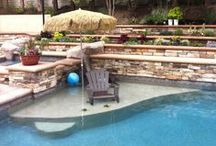Baja Shelf / Baja shelf, tanning ledge, sun shelf - all the same thing, and all awesome. / by Pool Pricer