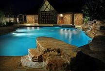 Diving Rock / Diving rocks for inground swimming pools. Because diving... rocks. / by Pool Pricer