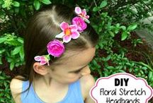 Free Headband Patterns / Find beautiful free headband patterns for babies, kids and adults here!