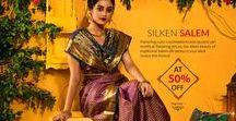 Salem Silk Sarees
