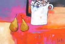 Subject Matter - Abstracted Still-Lifes / susan knaap, susan, knaap, knapp, subject, matter, abstract, abstracted, still life, still-life, art