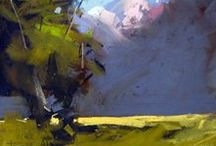 Subject Matter - Landscapes / susan knaap, susan, knaap, knapp, art, artist, paint, painting, landscape, figurative, realistic, impressionist, impressionism