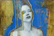 Subject Matter - Figures & Portraits / susan knaap, susan, knaap, knapp, art, artist, paint, painting, figurative, figure, portrait, portraiture