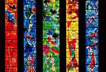 Inspiration - Stained Glass Windows / susan knaap, susan, knaap, knapp, art, artist, paint, painting, stained, glass, window, stained glass windows, stained glass, light, color, colour