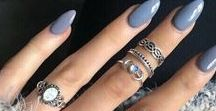 F A S H I O N : rings / Fashion ring overload