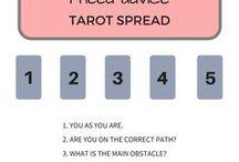learning tarot / tarot, tarot decks, tarot spreads, cards