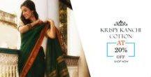Kanchipuram Cotton Sarees