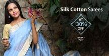 Silk Cotton Sarees / SICO Sarees Launched at FLAT 30% OFF!