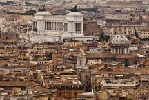 Eternal City / Travel Photography - Rome Italy