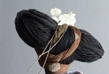 hair / by Charlette Seaver