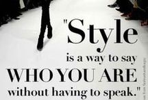 #Fashion + Quotes / #BodyDecorBoutique