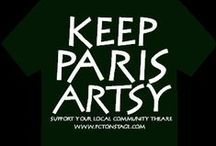 More, More, You want MORE???!!!! / More Fine Arts in the Greater Paris Area!