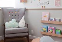 Toddler Room Ideas / All about finding the right amount of inspiration for that perfect toddler room.