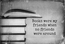 Books / Because books=life.