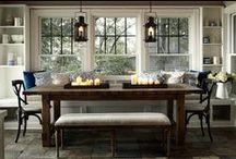 Inspiration: Dining Room